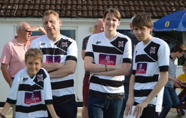 northallerton town fans photos